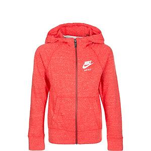 Nike Gym Vintage Trainingsjacke Kinder orange / weiß