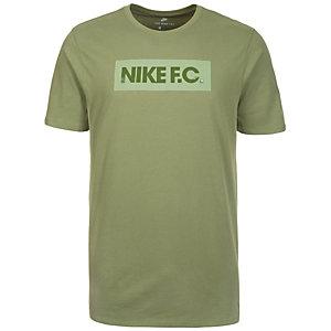 Nike F.C. T-Shirt Herren grün