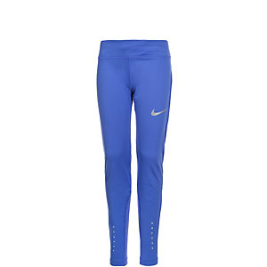 Nike Power Epic Lauftights Kinder blau