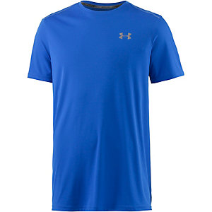 Under Armour Coolswitch Run Laufshirt Herren blau