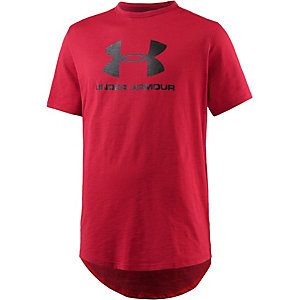 Under Armour HeatGear Sportstyle T-Shirt Herren rot