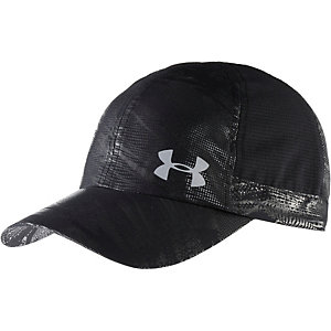 Under Armour Fly By Cap Damen schwarz/silber
