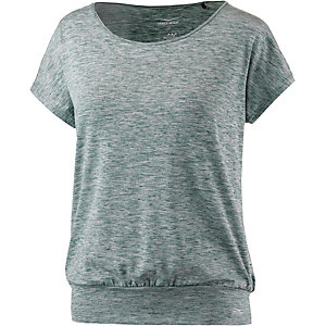 VENICE BEACH Ria T-Shirt Damen dunkelgrün/melange