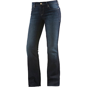 Mavi Bella Bootcut Jeans Damen dark denim