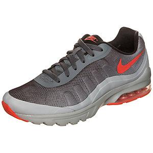 Nike Air Max Invigor Print Sneaker Herren grau / rot