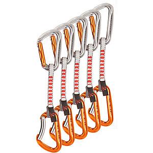 Mammut Wall Key Lock Expressen silber/orange