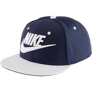 Nike Y NK TRUE FUTURA Cap blau/ weiß