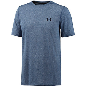 Under Armour HeatGear Threadborne Funktionsshirt Herren dunkelblau