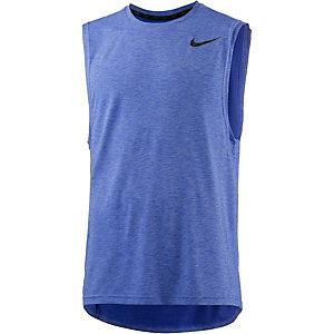 Nike Dry Muscle Hyper Funktionstank Herren blau