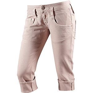 herrlicher pitch 3 4 jeans damen altrosa im online shop. Black Bedroom Furniture Sets. Home Design Ideas