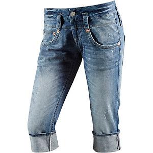 Herrlicher Pitch 3/4-Jeans Damen blue denim