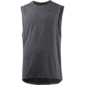 Nike Dry Muscle Hyper Funktionstank Herren grau