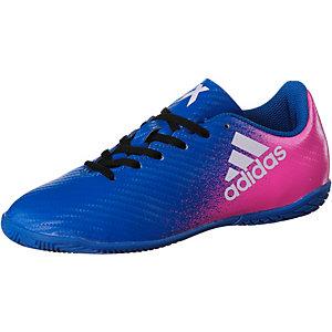 adidas X 16.4 IN J Fußballschuhe Kinder blau