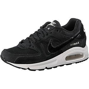 Nike WMNS Air Max Command Sneaker Damen black-black