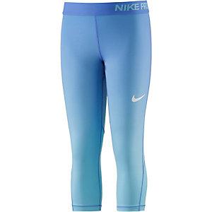 Nike Tights Mädchen blau