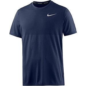Nike Relay Laufshirt Herren blau