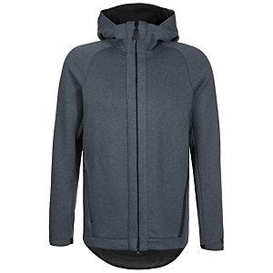 Nike Tech Fleece Kapuzenjacke Herren blau / schwarz