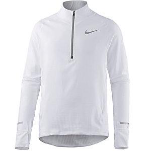 Nike Element Sphere Laufshirt Herren weiß