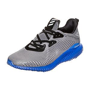 adidas Alphabounce Laufschuhe Kinder grau / blau