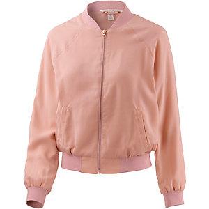 tom tailor bomberjacke damen rosa im online shop von sportscheck kaufen. Black Bedroom Furniture Sets. Home Design Ideas