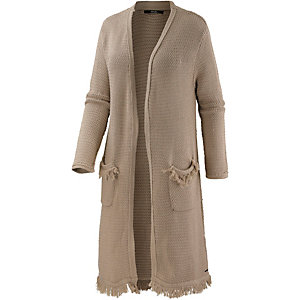 REPLAY Strickjacke Damen beige