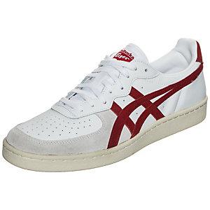 ASICS Sneaker Herren weiß / rot