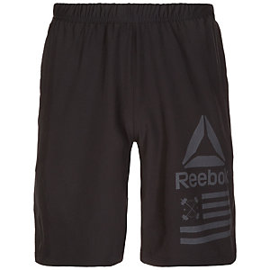 Reebok Speed Shorts Herren schwarz