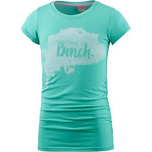 Bench T-Shirt Mädchen türkis