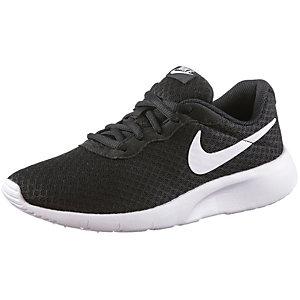 Nike Tanjun Sneaker Jungen schwarz