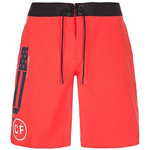 Reebok CrossFit Super Nasty Core Shorts Herren neonrot / schwarz
