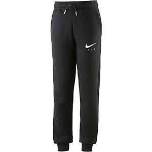 Nike Sweathose Jungen schwarz