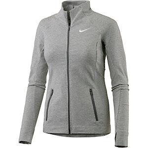 Nike Funktionsjacke Damen dunkelgrau