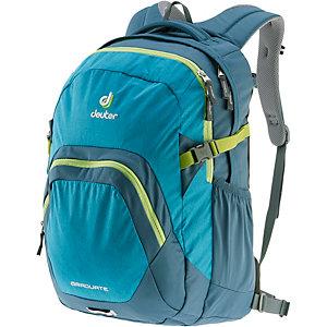 Deuter Graduate Daypack petrol/blau