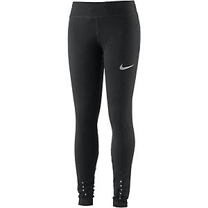 Nike Tights Mädchen schwarz