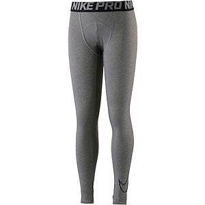 Nike Tights Jungen grau