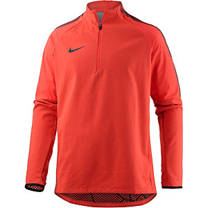 Nike Strike Funktionsshirt Herren orange/schwarz