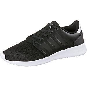 adidas Cloudfoam QT Racer Sneaker Damen schwarz