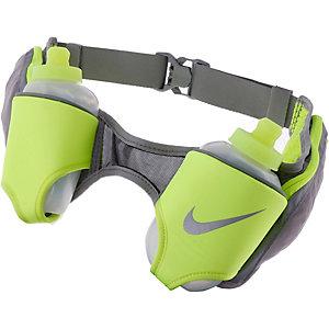Nike Trinkflaschengurt grau/gelb