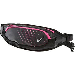 Nike Hipbag schwarz/pink