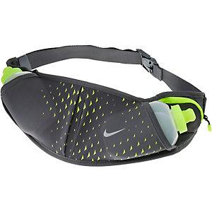 Nike Trinkflasche anthrazit/neongelb