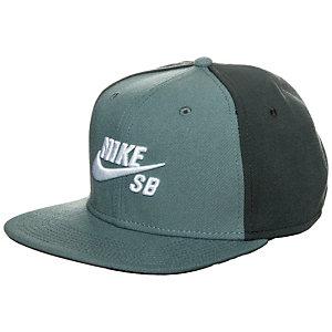 Nike SB Icon Cap grün / dunkelgrün