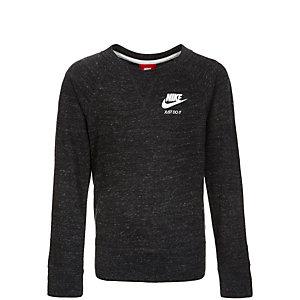 Nike Crew Vintage Langarmshirt Mädchen schwarz