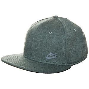 Nike Tech Pack True Cap grüngrau / schwarz
