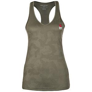 Reebok CrossFit Proven Funktionstank Damen grün