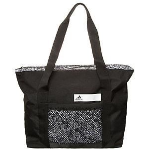 adidas Good Tote Sporttasche Damen schwarz / weiß
