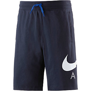 Nike Shorts Jungen blau