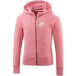 Nike Sweatjacke Mädchen altrosa