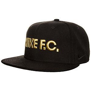 Nike F.C. True Cap schwarz / gold