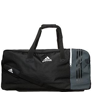 adidas Tiro Linear Teambag Extra Large Sporttasche schwarz / grau