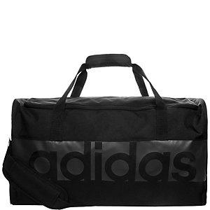 adidas Tiro Linear Team Bag M Sporttasche schwarz / grau